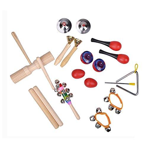 tslikandotm-musical-instruments-rhythm-toys-set-for-kids-percussion-rhythm-maracas-band-play-musical