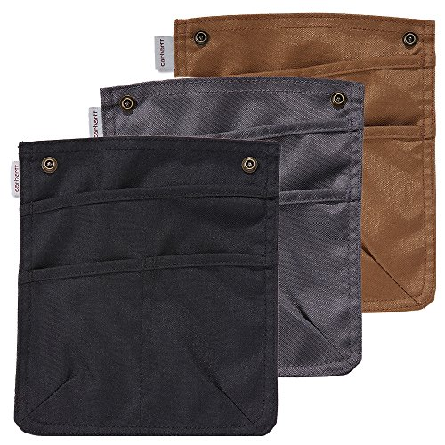 Carhartt 101509 Emea amovible segmenté poche en tissu lavable carhartt® brown