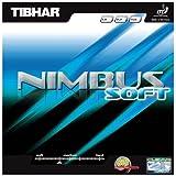 Tibhar Belag Nimbus Soft, 1,8 mm, schwarz
