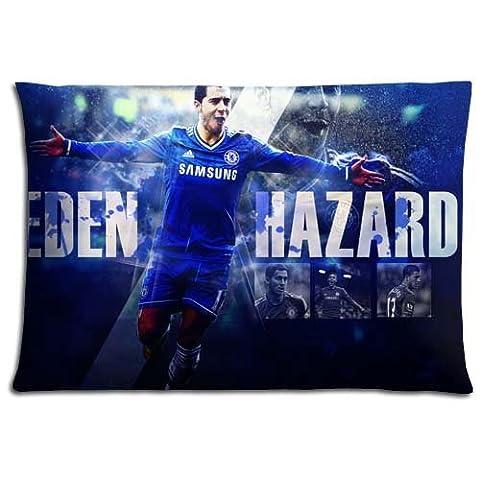 16-24 home pillow case Polyester Cotton lightweight quality Eden Hazard