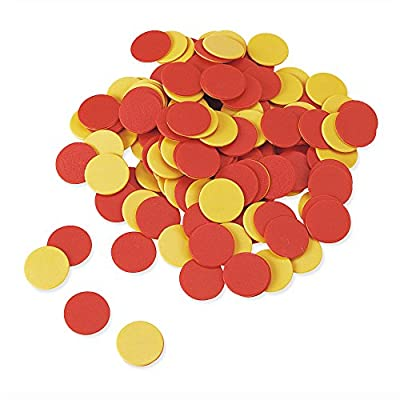 Learning Resources 2-Colour Counters - Set of 120 by Learning Resources