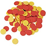 Learning Resources Red/Yellow Counters Set of 120