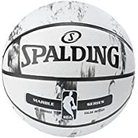 Spalding 3001552021417 Ballon de Basket Mixte Adulte, Multicolore, Taille 7