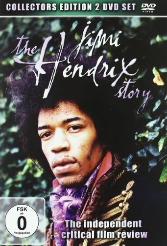 Jimi Hendrix - The Jimi Hendrix Story (2 Dvd)