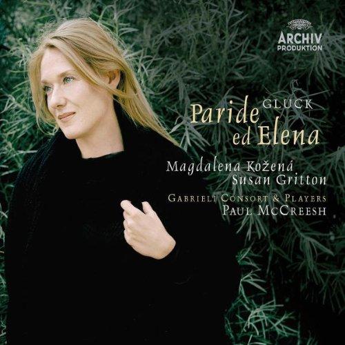 Gluck - Paride ed Elena / Kozena · Gritton · Gabrieli Consort & Players · McCreesh