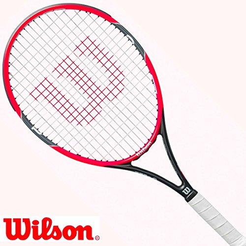 Wilson Turnierschläger Federer Pro Staff 25, Rot, 0, WRT217100