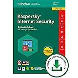 Kaspersky Internet Security 2018 Upgrade | 3 Geräte | 1 Jahr | Windows/Mac/Android | Download -