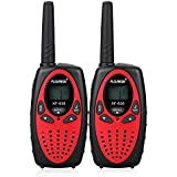 FLOUREON Walkie Talkies for Kids Children 2-Way Radio Toys with Long Distance Range 8 Channels Walkie Talky for Home Communication/Festival Presents