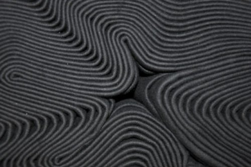 Stoff-ConneXion Bühnenmolton schwarz 3 m breit DIN 4102 B1 100{5a65e7d4337674872bace36e535390a692c1cc776a6add245dbe77de4aa021f1} Baumwolle Meterweise