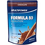 MULTIPOWER MP-97482 Formula 80 Protéines Saveur Chocolat
