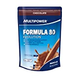 Multipower Muscle Protein Formula 80 Evolution ( 2 x 510g = 1020g), Schokolade