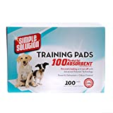 Simple Solution Training  Pads, Pack of 100 Bild 1