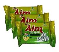 Sun Aim Dish Shinebar 80g, Pack of 3