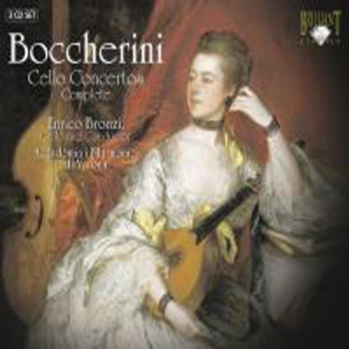 Boccherini: Cello Concertos Nos. 1-12