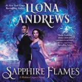 Sapphire Flames: A Hidden Legacy Novel, Book 4