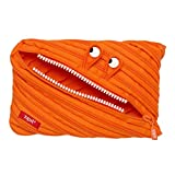 ZIPIT Monster Jumbo Federmäppchen, Orange