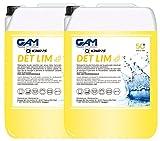 GAM Gastro Flüssiger Intensivreiniger CD6 für Spülmaschinen Zitrone 2x6kg ***NEU***