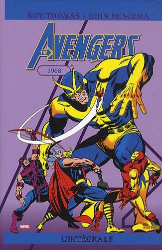 Avengers T05 1968