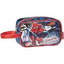 Trousse de toilette garçon Spiderman Jump Bleu 8gbjgZ