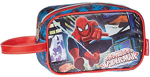 Neceser Spiderman Marvel Wall Crawler asa