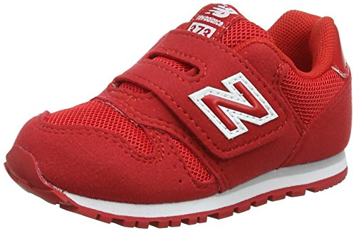 New Balance Kv373V1I, Zapatillas Unisex Niños, Rojo (Red), 18.5 EU