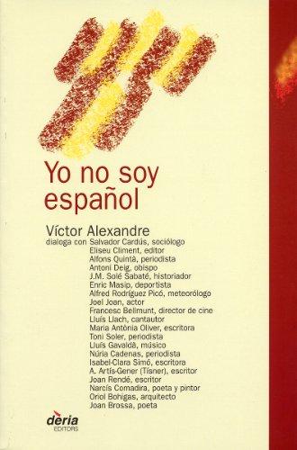 Yo no soy español