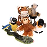 Zoo Animals Puppets