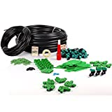 M DripKit Drip Irrigation Garden Watering 150 Plants Drip Kit