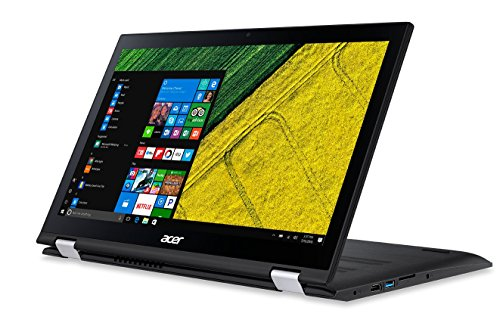 Acer Spin 3 SP315-51 Laptop (Windows 10, 4GB RAM, 500GB HDD) Black Price in India