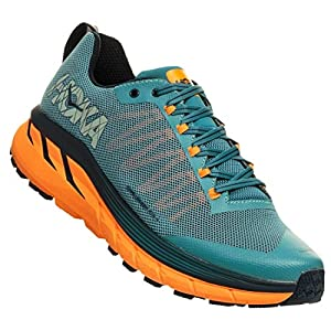 Hoka One One Challenger ATR 4 Black Kumquat