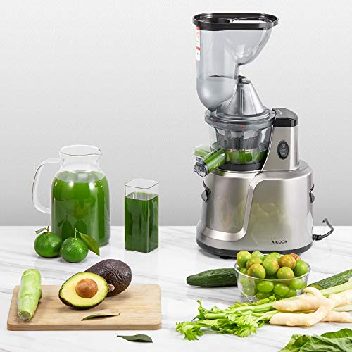 Entsafter Aicook 3 In 1 Slow Juicer Bild 6*