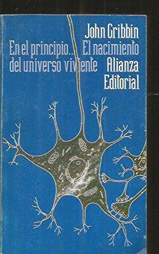 En el principio...el nacimiento del universo viviente (Libro De Bolsillo, El)