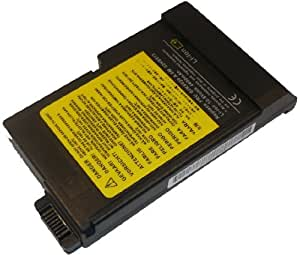 PortableParts Batterie pour ordinateur portable - 4400mah IBM Lenovo Thinkpad 390 390E 390X i1700 i1720 i1721 series