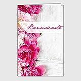 Bonuskarte Floristik / Blumenhandel -