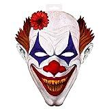 Folat 61362 - Grusel Clown Maske XXL aus EVA