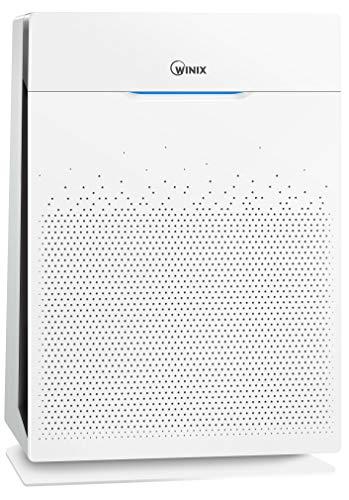 Winix ZERO+ Purificador de aire / conexión inteligente contra alergias, olores, polvo, con filtro...