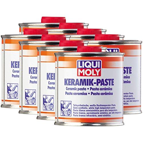 Preisvergleich Produktbild 8x LIQUI MOLY 3420 Keramik-Paste Schutz Korrosionsschutz 250g