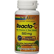REACTA C 500MG 60CAP