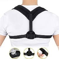 LJO Haltungs Korrektor Rücken-und Schulterstütze Bandage für Frauen und Männer, Hilft, Haltung zu Verbessern preisvergleich bei billige-tabletten.eu