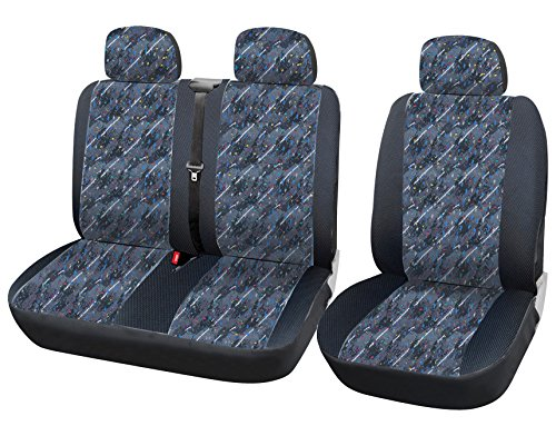 Woltu AS7332 Cubiertas Asiento Coche universales Transporter