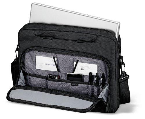 Dakine Borsa a spalla, Laptoptasche LAPTOP CASE mit Fach für Laptop, nero, 36 cm nero