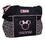 Disney Minnie Mouse Baby Mädchen Wickeltasche inkl. Wickelunterlage