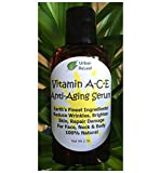Vitamin A C E Anti-Aging SERUM, Big 2 oz...
