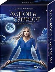 Avalon & Camelot: Magische Botschaften - 43 Karten mit Begleitbuch,