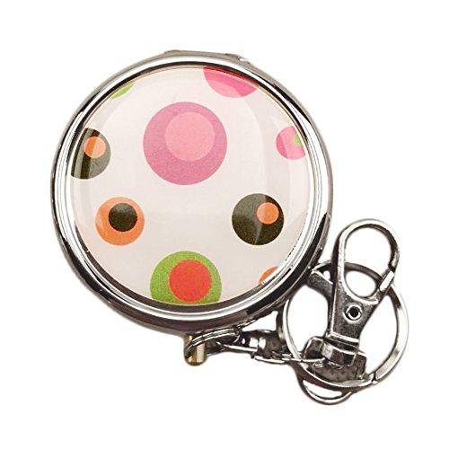 Valentinstag Geschenk Aschenbecher edestahl Taschenaschenbecher Runde mit Schlüsselanhänger Reiseaschenbecher Edestahl mit Kunststofffolie