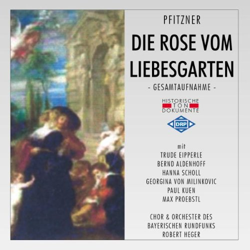 Die Rose Vom Liebesgarten Bayerischen Rose