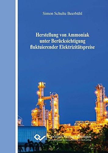 Herstellung von Ammoniak unter Berücksichtigung fluktuierender Elektrizitätspreise