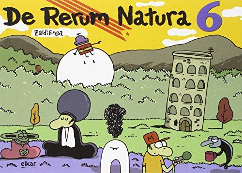 De Rerum Natura 6 (Komikiak)