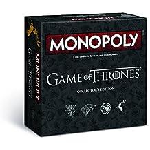 Monopoly: Game of Thrones Collector's Edition [Importación alemana]
