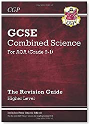 New Grade 9-1 GCSE Combined Science: AQA Revision Guide with Online Edition - Higher